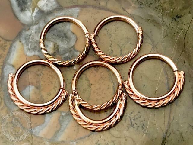 Custom Seamless Ring